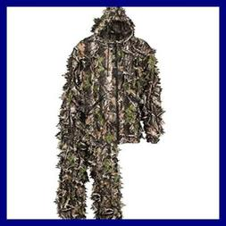 North Mountain Gear Camouflage Hunting Youth Ghillie Suit -