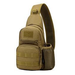 X-Freedom Men Casual Sling Chest Pack Bag Shoulder Bag Cross