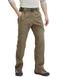CQR CLSL CQ-TLP104-CYT_32W/32L Men's Tactical Pants Lightwei