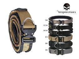 Emerson Cobra Riggers Belt D-Ring Molle 1.75-2inch Combat Am