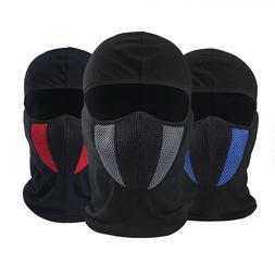 Cold weather Balaclava Windproof Ski Fleece Hood Face Mask M