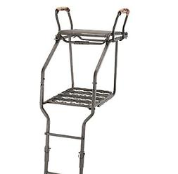 comfortable deer hunting ladder tree stand archer