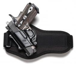 Conceal Carry Fobus Ankle Holster Case Thunder 380 Conceal C