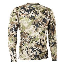 SITKA Gear Core Light Weight Crew - Long Sleeve Optifade Sub