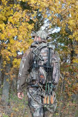 Crossbow Backpack Hunting Gear Hiking Realtree Edge Pack Ruc