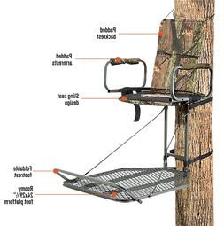 Guide Gear Deluxe Hunting Hang-On Tree Stand FREE SHIPPING L