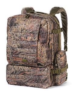 Red Rock Outdoor Gear Diplomat Backpack, Mossy Oak Brush