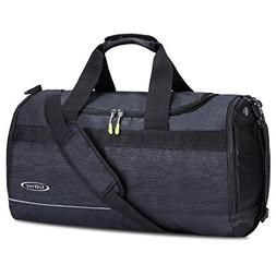 G4Free Duffel Bag Sports Gym Bag 40L Travel Duffle with Shoe