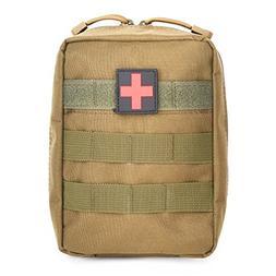 emt pouch tactical molle medical