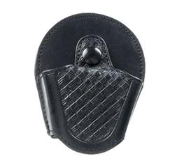 ASP Federal Handcuff Case, Rigid, Snap-Loc Clip, Basketweave
