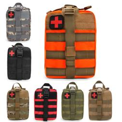 First Aid Molle EDC Bag Hunting Utility Belt Bag Medical Kit