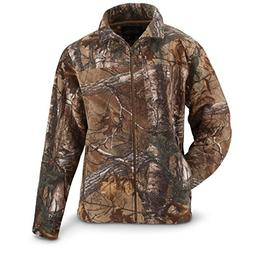 Guide Gear Men's Fleece Full Zip Jacket
