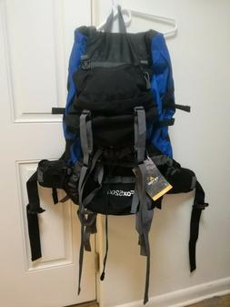 fox 5200 internal frame backpack