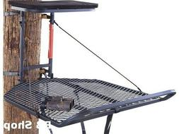 "Freeship- Guide Gear XL Hang-On Tree Stand, 30"" x 36"""