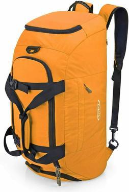 G4Free 3-Way Travel Duffel Backpack Luggage Gym Sports Bag w