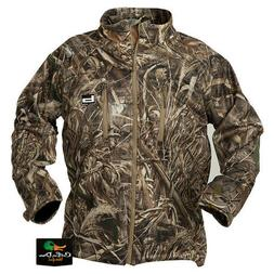 gear atchafalaya full zip jacket duck hunting