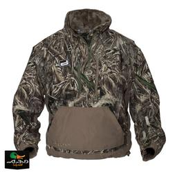 BANDED GEAR CHESAPEAKE PULLOVER DUCK HUNTING COAT JACKET MAX