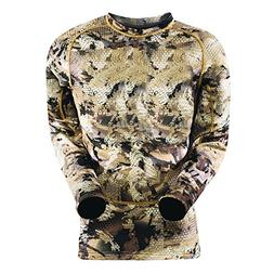 SITKA Gear Core Light Weight Crew - Long Sleeve Optifade Wat