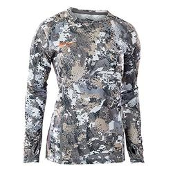 SITKA Gear Womens Core Mid Weight Crew Long Sleeve Optifade