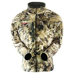 Sitka Duck Oven Jacket Optifade Waterfowl Large 30052-WL-L