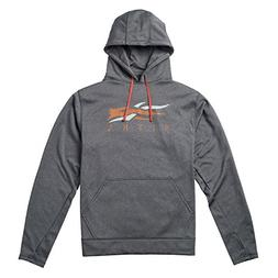 SITKA Gear Logo Hoody Lead X Large