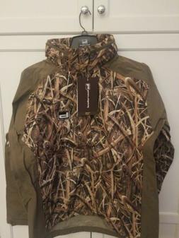 gear pathfinder 3l waterproof hunting jacket blades