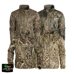 BANDED GEAR SWIFT SOFT SHELL FULL ZIP JACKET - CAMO HUNTING