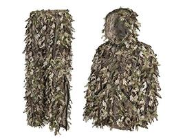 North Mountain Gear Ghillie Suit - Camo Hunting Suit - 3D Le