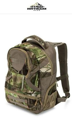 North Mountain Gear Green Camo Alice Backpack!