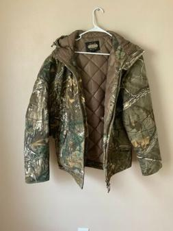 Guide Gear Real Tree Camo Winter Jacket New