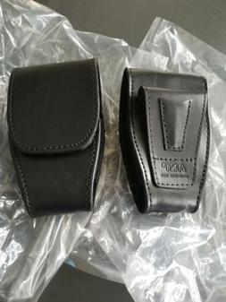 ASP HANDCUFF CASE.CHAIN/HINGED . NEW. QTY IS 2!