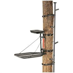 Guide Gear Hang-on Tree Stand & Climbing Stick Combo NEW/Fre
