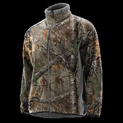 Nomad Harvester Full Zip Jacket, Realtree Xtra, Large