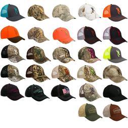 Browning Head Gear Baseball Caps Hat Denim Desert Camo Hunti