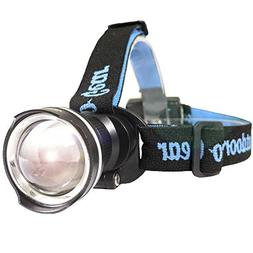Lighthouse Beacon 1000 SUPER BRIGHT LED Headlamp - Best and