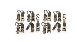 Guide Gear Heavy-Duty Ladder Stand Ratchet Strap 8-Pack Hunt