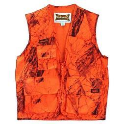 hide sneaker big game vest