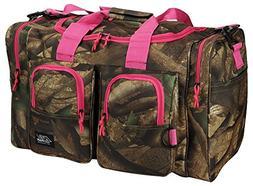 Womens Outdoor Hunters Camo Pink 26 Inch Duffel Gear Sport G