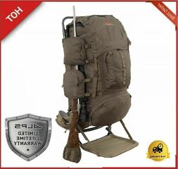Hunting Back Pack Freighter Frame Gear Bag Game Holder Hydra