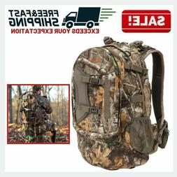 hunting backpack bow archery tactical realtree camo