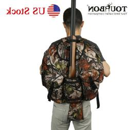 Tourbon Hunting Backpack Gun Molle Bag Tactical Archery Gear