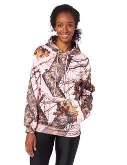 Yukon Gear Women's Hunting Performance Fleece Hoodie, Pink W