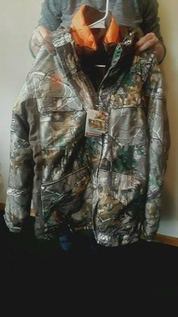 Hunting Gear 4-in-1 Vest System Parka Bland New W/Tags Water