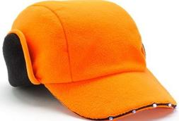 Tek Gear Hunting LED Orange Hat - Size M/L