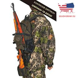 Tourbon Hunting Rifle Backpack Outdoor Day Pack Climbing Hik