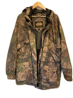 Guide Gear Jacket Soft Shell Hunting Mens XL Waterproof Micr