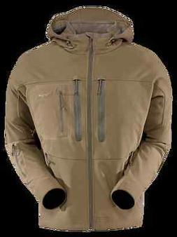 Sitka Gear Jetstream Jacket  Moss Solid Color Large 50032-MS