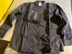 Legendary Whitetails Mens Journeyman Shirt Jacket Tarmac Lar