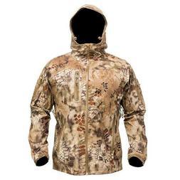 Kryptek Koldo Rain Jacket, Rain Gear Collection, Color: High