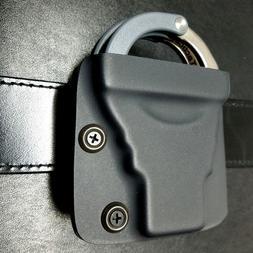 Kydex Handcuffs case for ASP Model 100 Chain, Fits 2-1/4 Dut